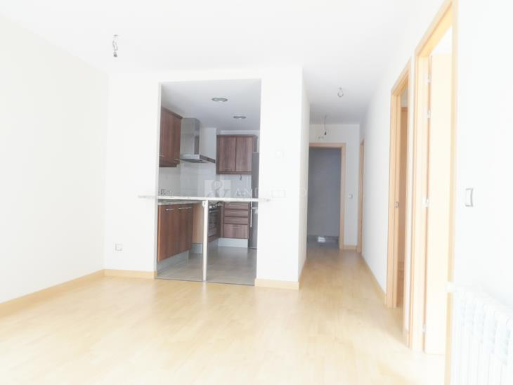 Exclusive brand new apartment with 2 bedrooms and parking space in Andorra la Vella