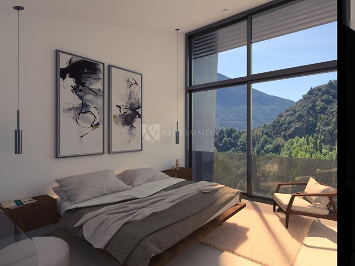 House Villa for sale in Escaldes-Engordany with 4 rooms and parking