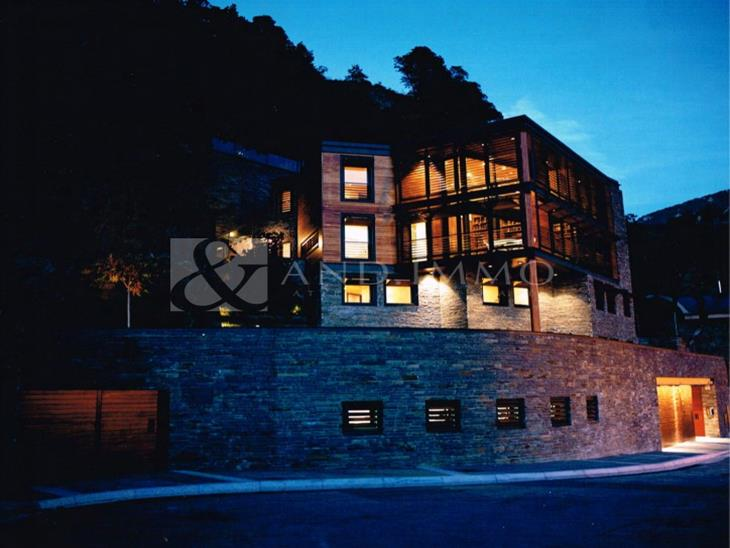 Exclusive villa with 5 bedrooms, terraces and views in Escaldes-Engordany