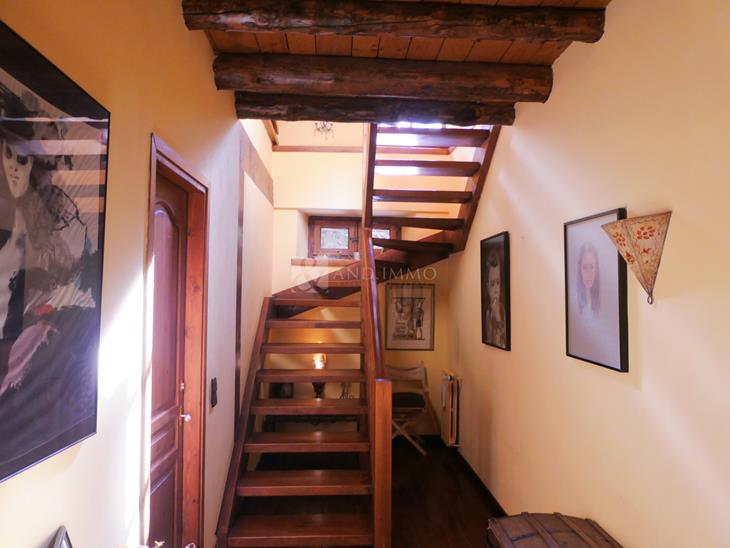 Rustic duplex with 3 rooms and garden in Arinsal