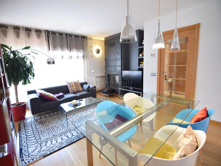 Duplex à VENTE à Ordino: 140,00 m² - 528000,00