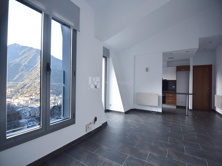 Penthouse for SALE in Escaldes-Engordany: 125.00 m² - 495000.00
