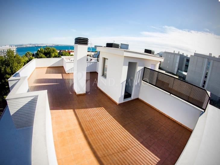 Penthouse for SALE in SALOU: 200.00 m² - 295000.00
