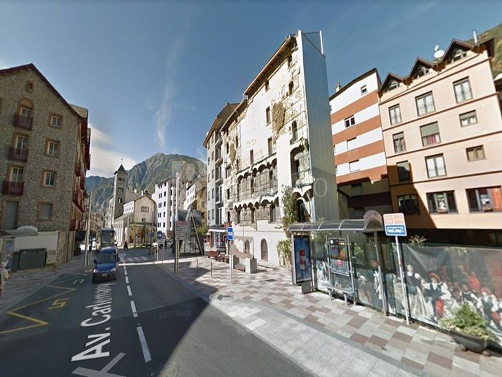 Attique à LOCATION à Escaldes-Engordany: 50,00 m² - 750,00