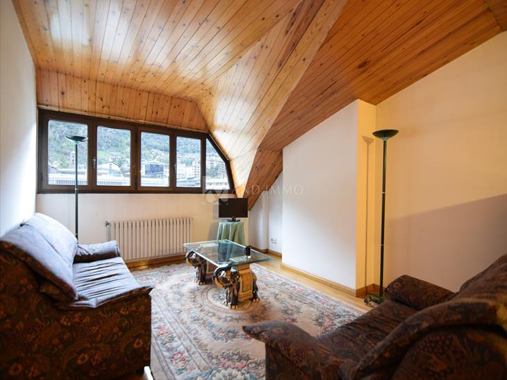Penthouse for SALE in Andorra la Vella: 130.00 m² - 480000.00
