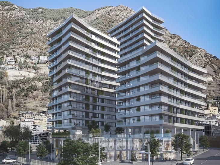 Pis en VENDA a Escaldes-Engordany: 128,29 m² - 610000,00