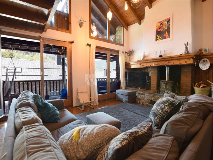 Duplex for SALE in Ordino: 210.00 m² - 595000.00