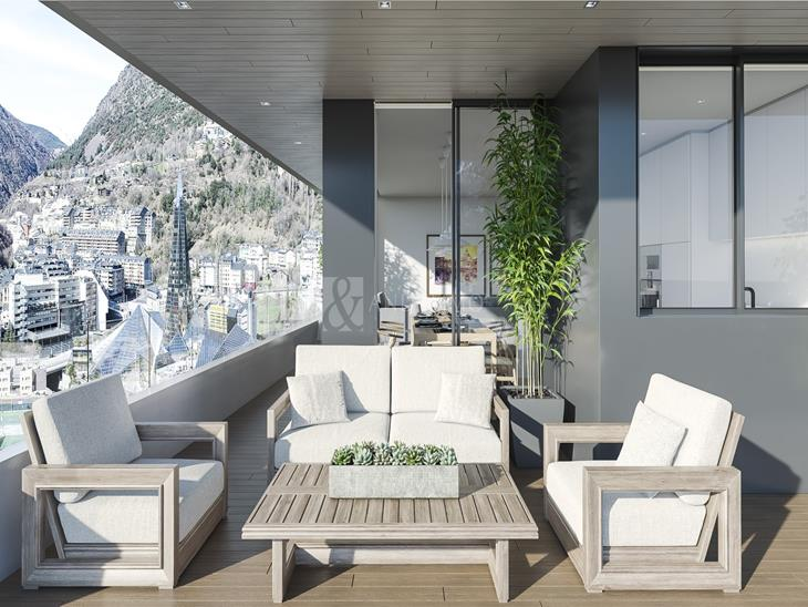 Flat for SALE in Escaldes-Engordany: 133.12 m² - 530000.00
