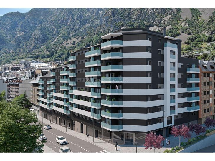 Flat for SALE in Andorra la Vella: 165.15 m² - 1125000.00