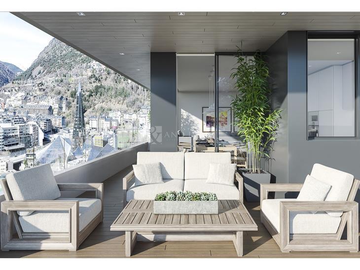 Pis en VENDA a Escaldes-Engordany: 113,00 m² - 730000,00
