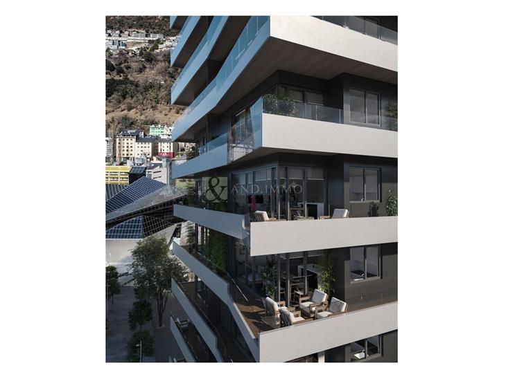 Appartement à VENDRE à Escaldes-Engordany: 113,00 m² - 875000,00