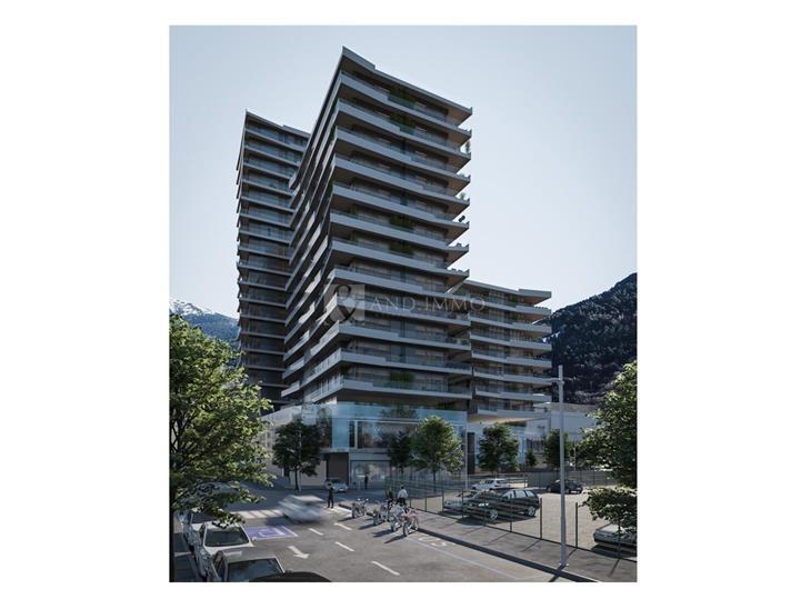 Appartement à VENDRE à Escaldes-Engordany: 81,45 m² - 530000,00