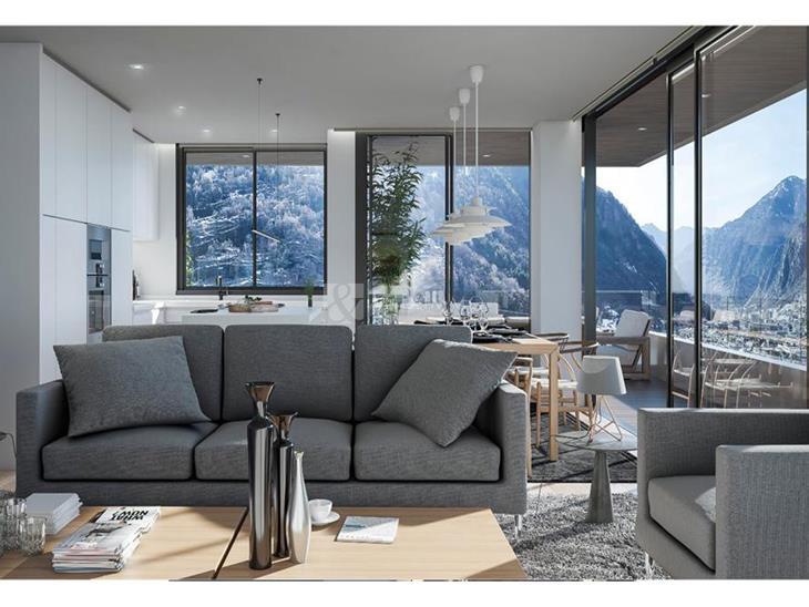 Appartement à VENDRE à Escaldes-Engordany: 81,45 m² - 550000,00