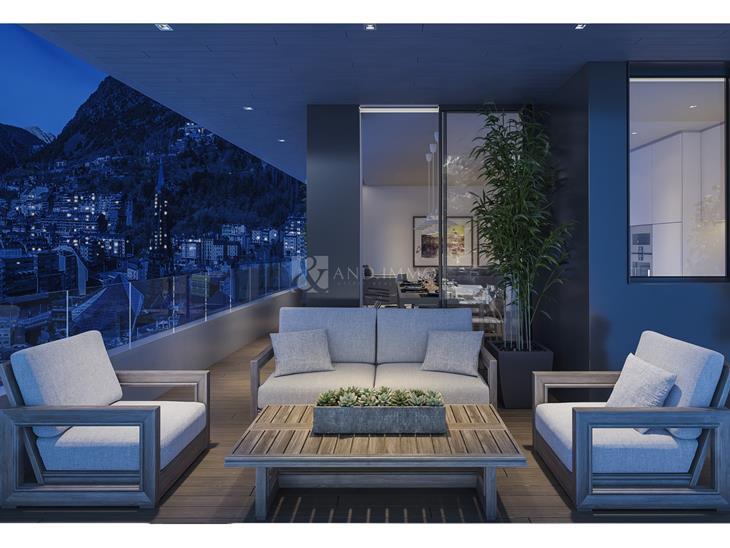 Appartement à VENDRE à Escaldes-Engordany: 81,45 m² - 590000,00