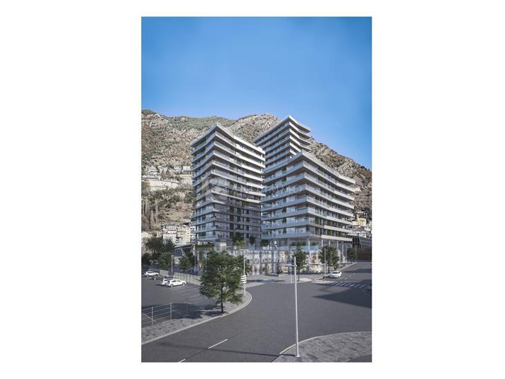Appartement à VENDRE à Escaldes-Engordany: 81,45 m² - 610000,00