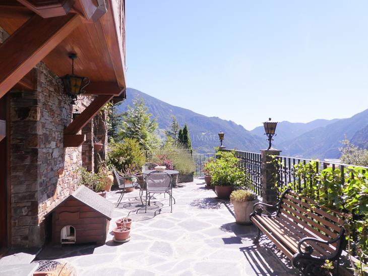 Maison Chalet à VENTE à Escaldes-Engordany: 1087,00 m² - 2900000,00